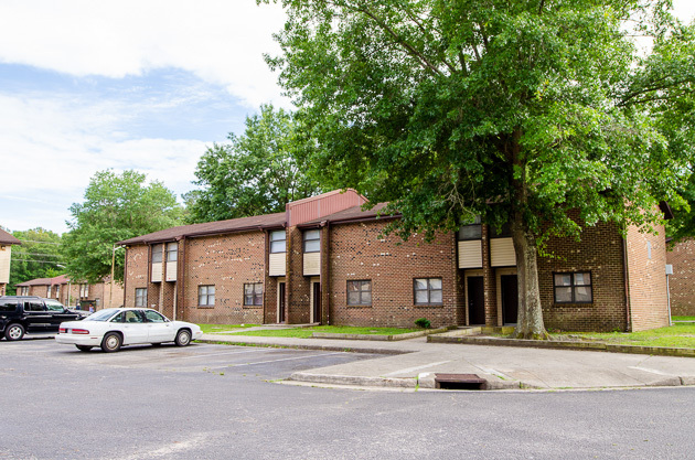 Parker Riddick Apartments