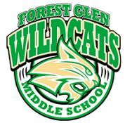 Forest Glen Middle School at 200 Forest Glen Drive